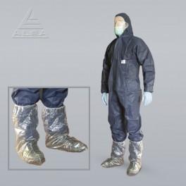 Zestaw jednorazowej odzieży ochronnej III