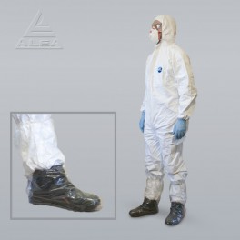 Zestaw jednorazowej odzieży ochronnej V